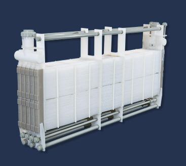 Kunststoff-Bad-Wärmetauscher